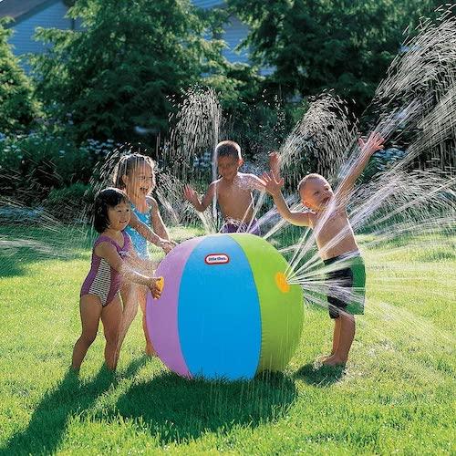 Little Tikes Beach Ball Sprinkler