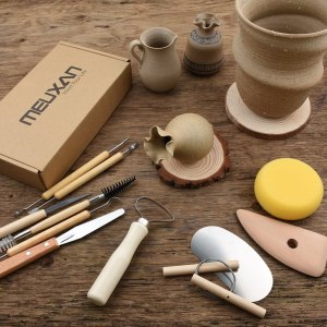 pottery set tools