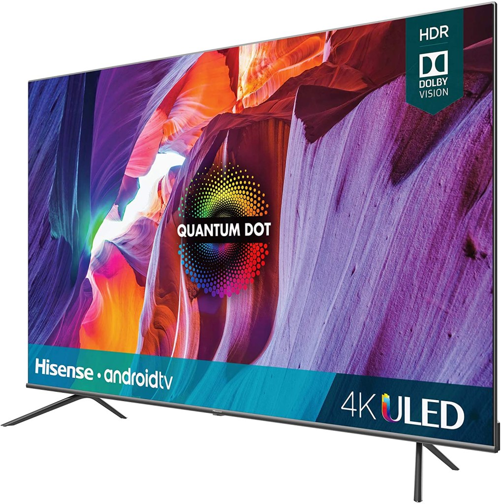 Hisense H8G 50-Inch Flat-Screen TV