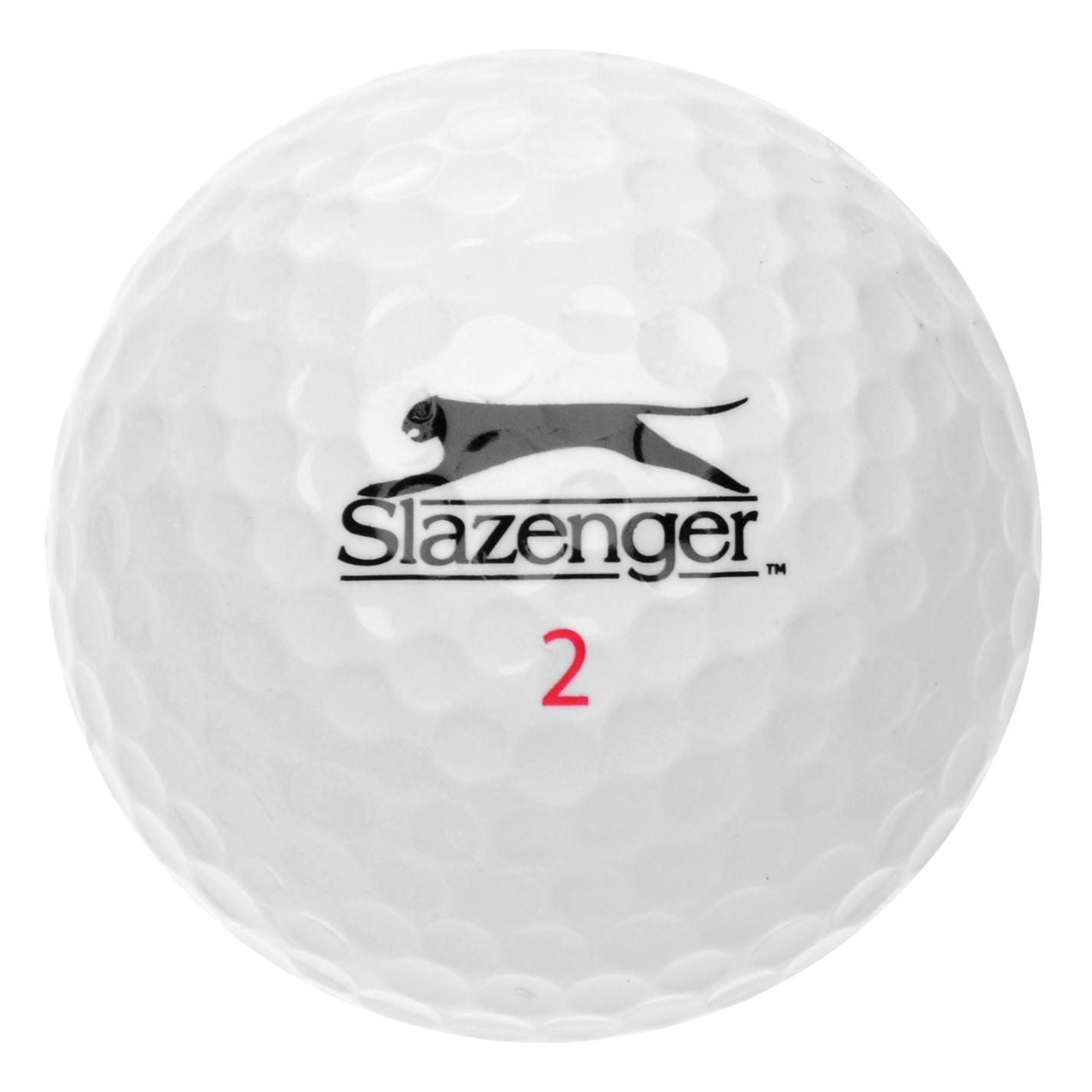 best golf balls 2020 - slazenger