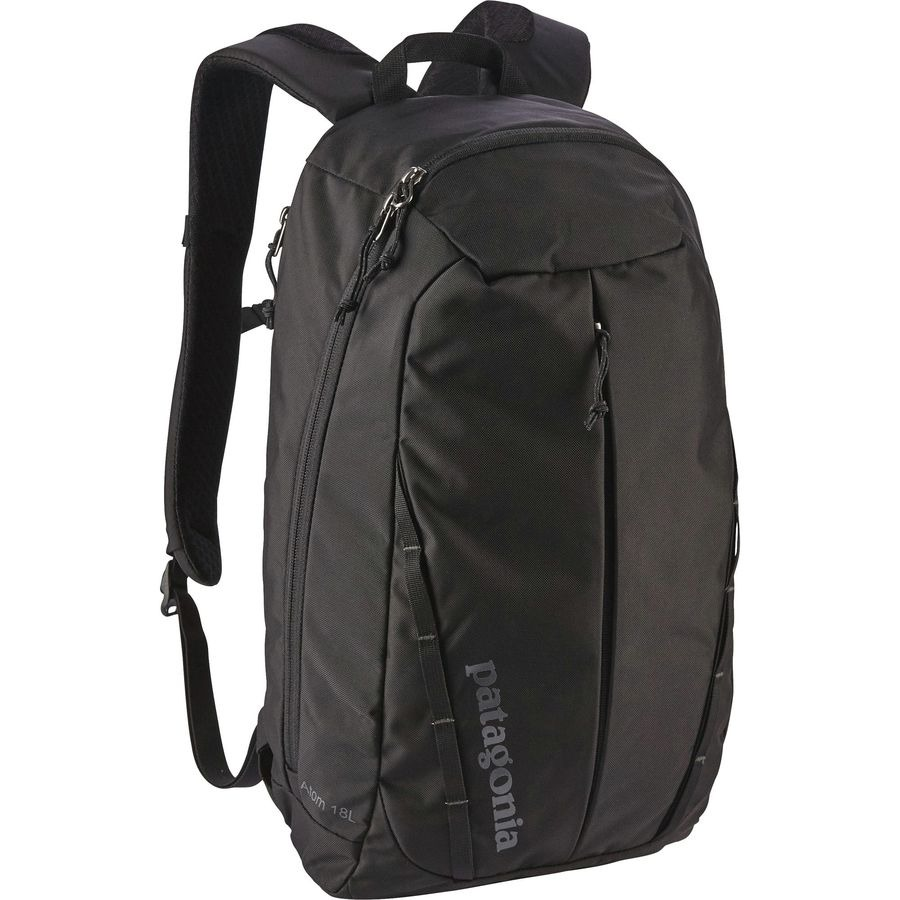 Patagonia Atom Backpack (in black), best men's backpacks