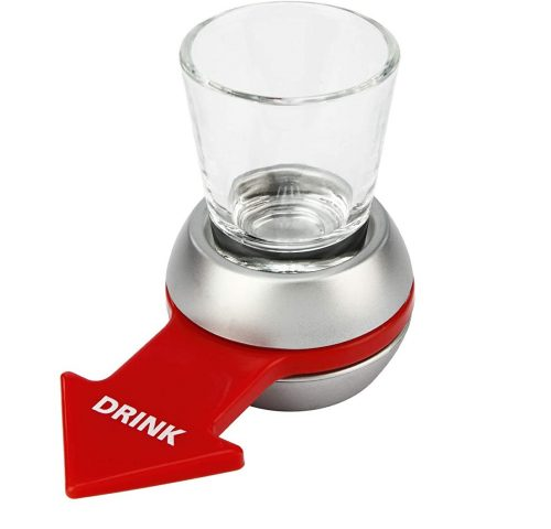 Barbuzzo Spin the Shot Drinking Game