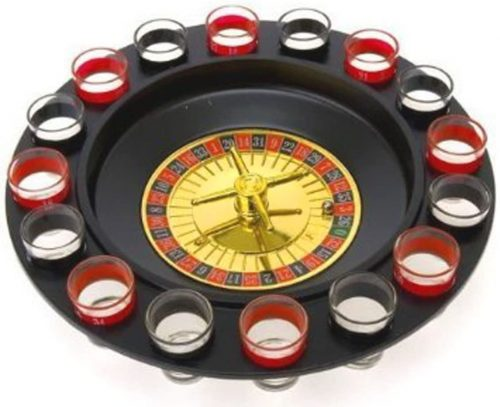 Bo-Toys Drinking Glass Roulette Drinking Game