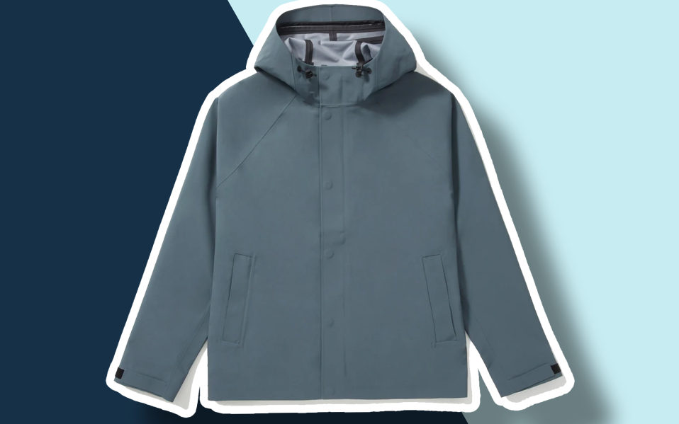 best men's rain jackets