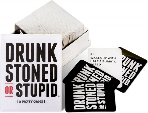 Drunk, Stoned, or Stupid Drinking Card Game