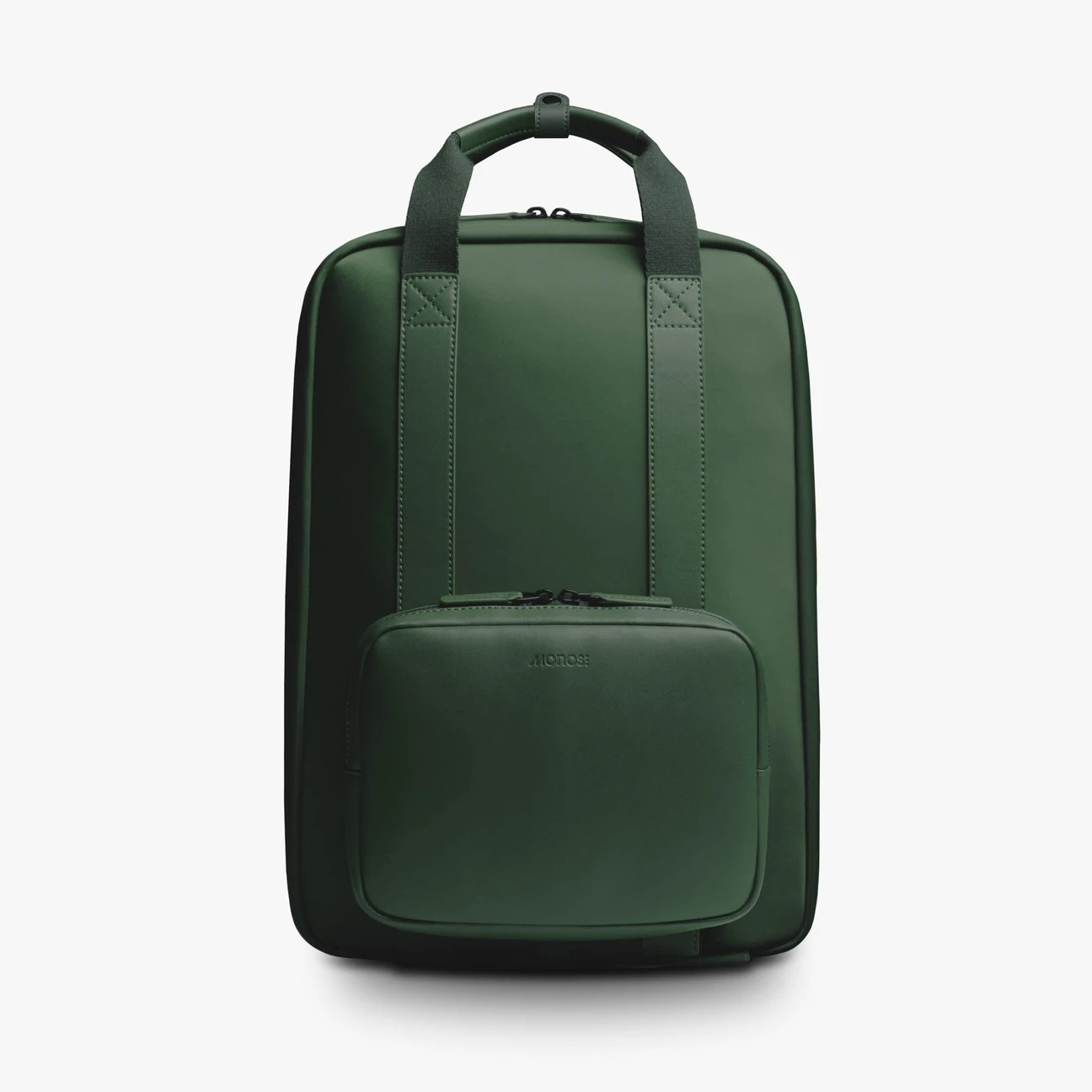 Monos Metro Backpack (in dark green)