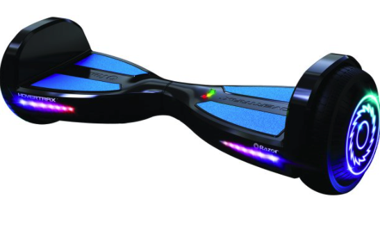 Razor Black Label Hovertrax hoverboard for kids