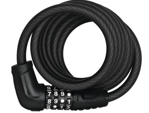 ABUS coil cable bike lock