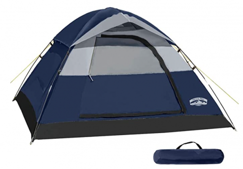 Pacific Pass Camping Tent 2 Person