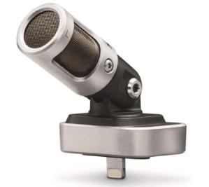 Shure MV88 usb mic