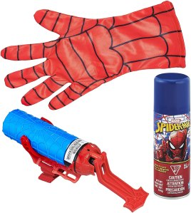 spiderman toys super web