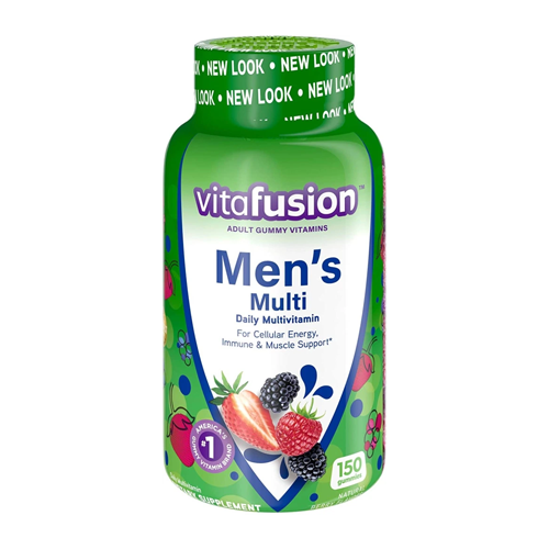 Vitafusion Men's Multi, Best Vitamins and supplements for men