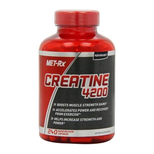 MET-Rx Creatine Supplement for men