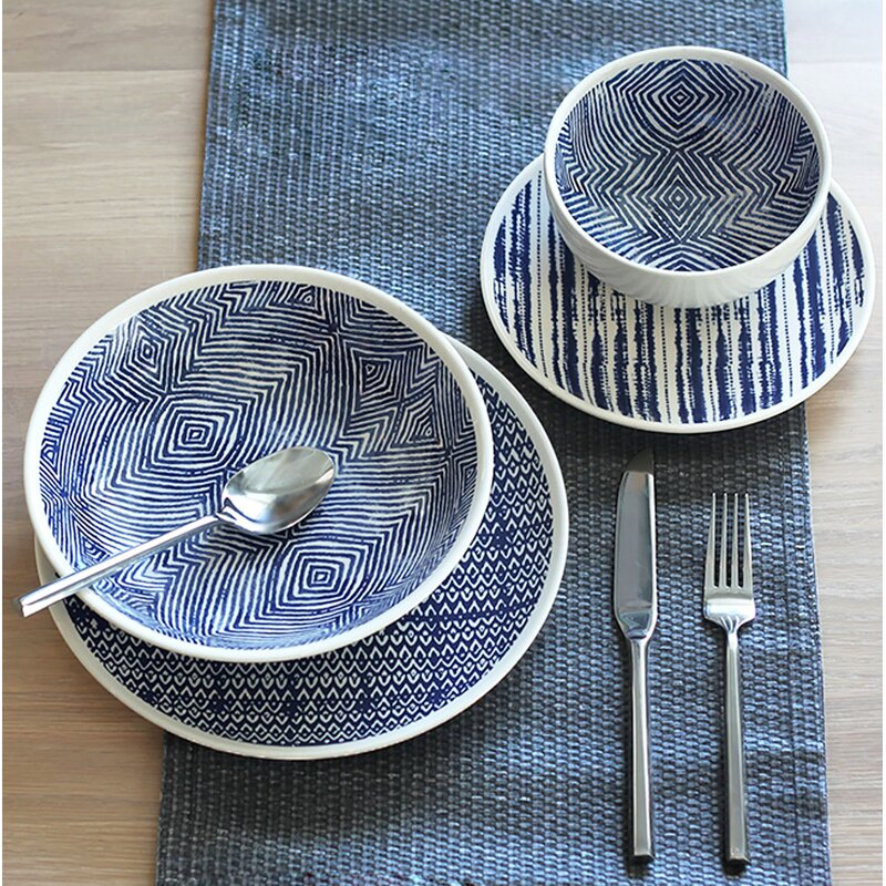 abner dinnerware set