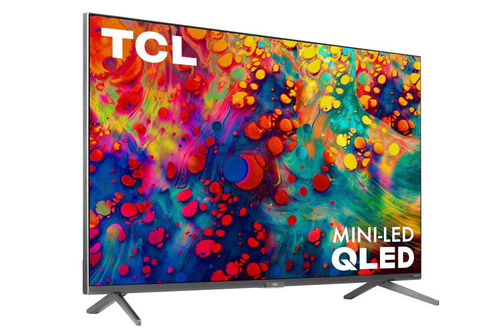 TCL 6-Series 55-Inch Flat-Screen TV