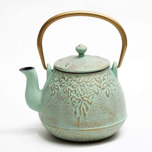 Toptier Japanese Metal Teapot