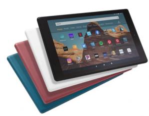 best tablets amazon fire tablet 10