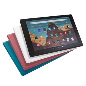 best cheap tablets - amazon fire 10