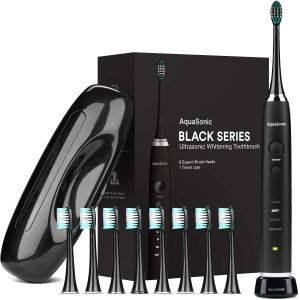 AquaSonic electric toothbrush