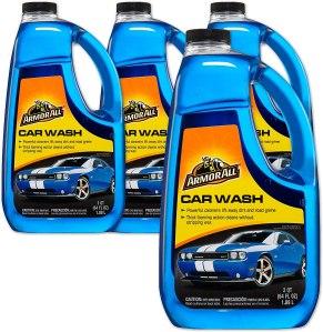 car wash soap armor all