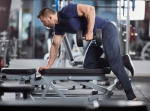 bench supported shoulder rows, best shoulder workouts