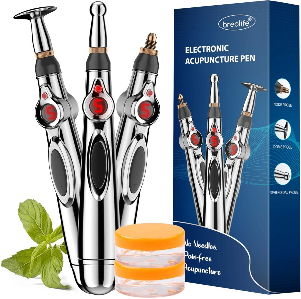 breolife electric acupuncture pen