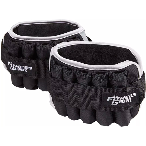 best ankle weights - fitness gear 10 pounds