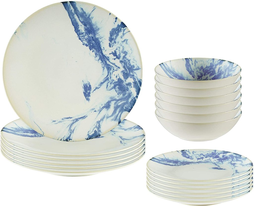 rivet dinnerware set