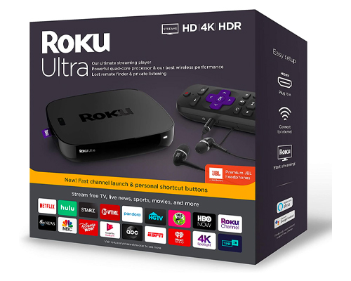 best gifts for dad - roku ultra