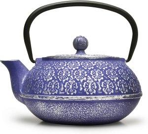 Primula Japanese metal teapot