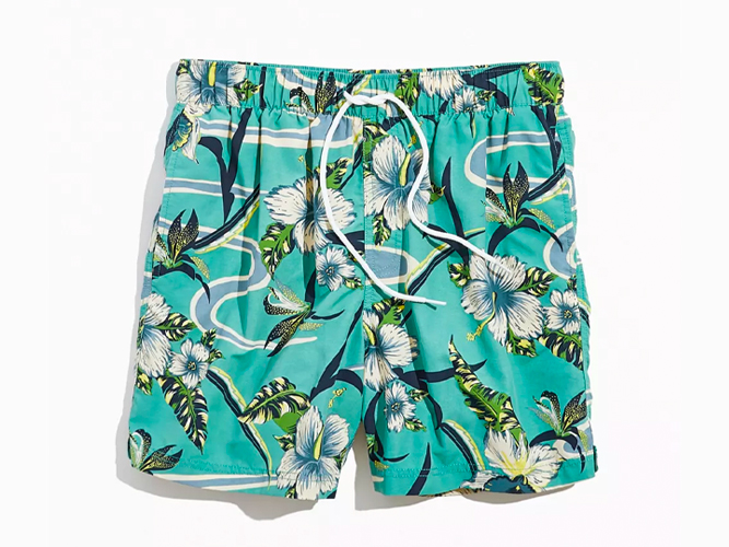 best urban outfitters swim trunks 2020