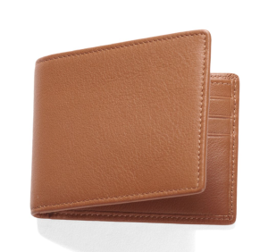 best wallets for men Leatherology Thin Bifold Wallet