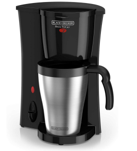 single serve coffee maker black + decker