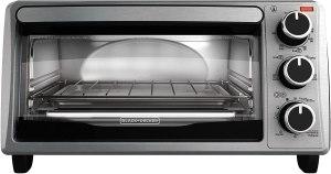Black + Decker Toaster Oven