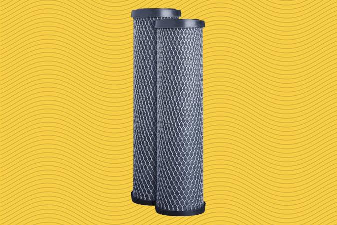 best carbon water filter