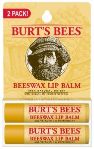 best chapstick for men burts bees