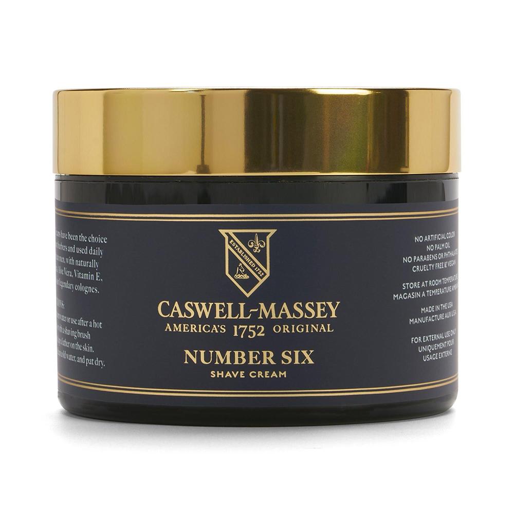 caswell-massey shave cream