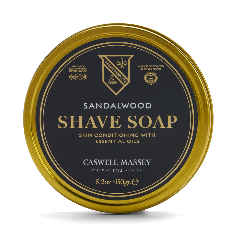 caswell-massey shave soap