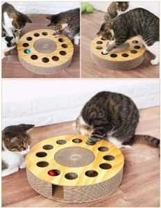 cat toy scratching pad, cat toys, best cat toys