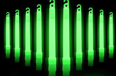 chemical light sticks