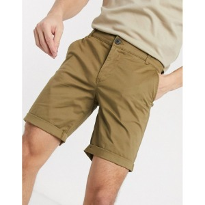 Selected Homme Organic Cotton Chino Shorts
