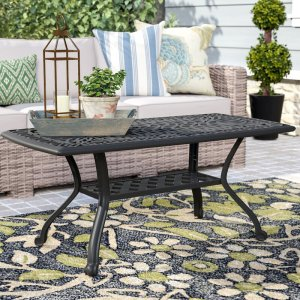 best outdoor coffee tables darby home co