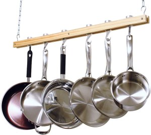 Kinetic Pot with Silver Rack