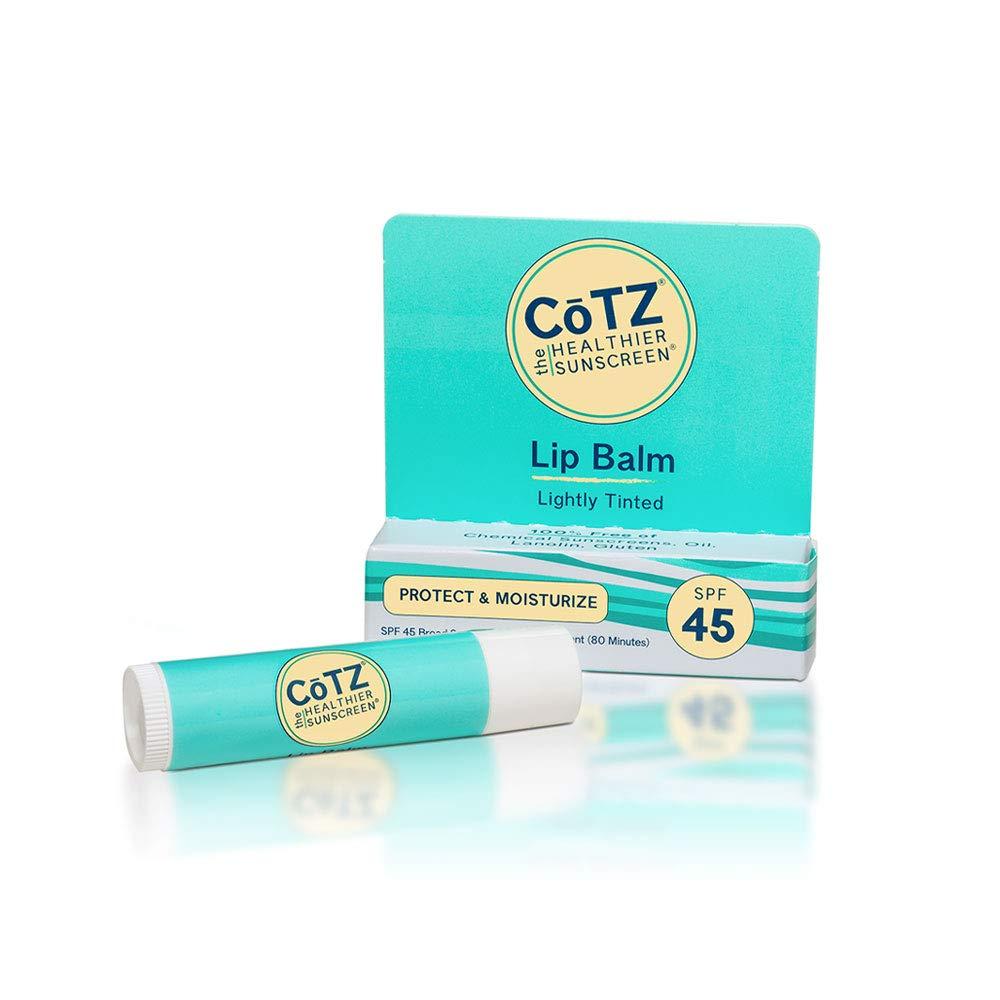 Cotz Lip Balm SPF45