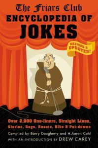 Friar's Club Best joke Books