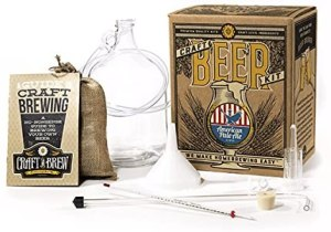 home beer making kit, father's day gifts