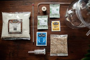 craft beer kit, beer making kit, father's day gift ideas