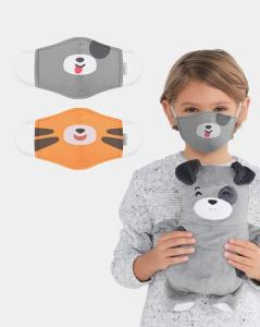 Cubcoats face mask for kids