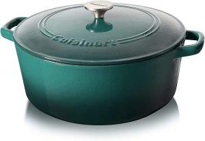 Cuisinart 7-Quart Cast Iron Dutch Oven
