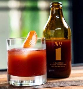 Curious Elixirs Mocktails